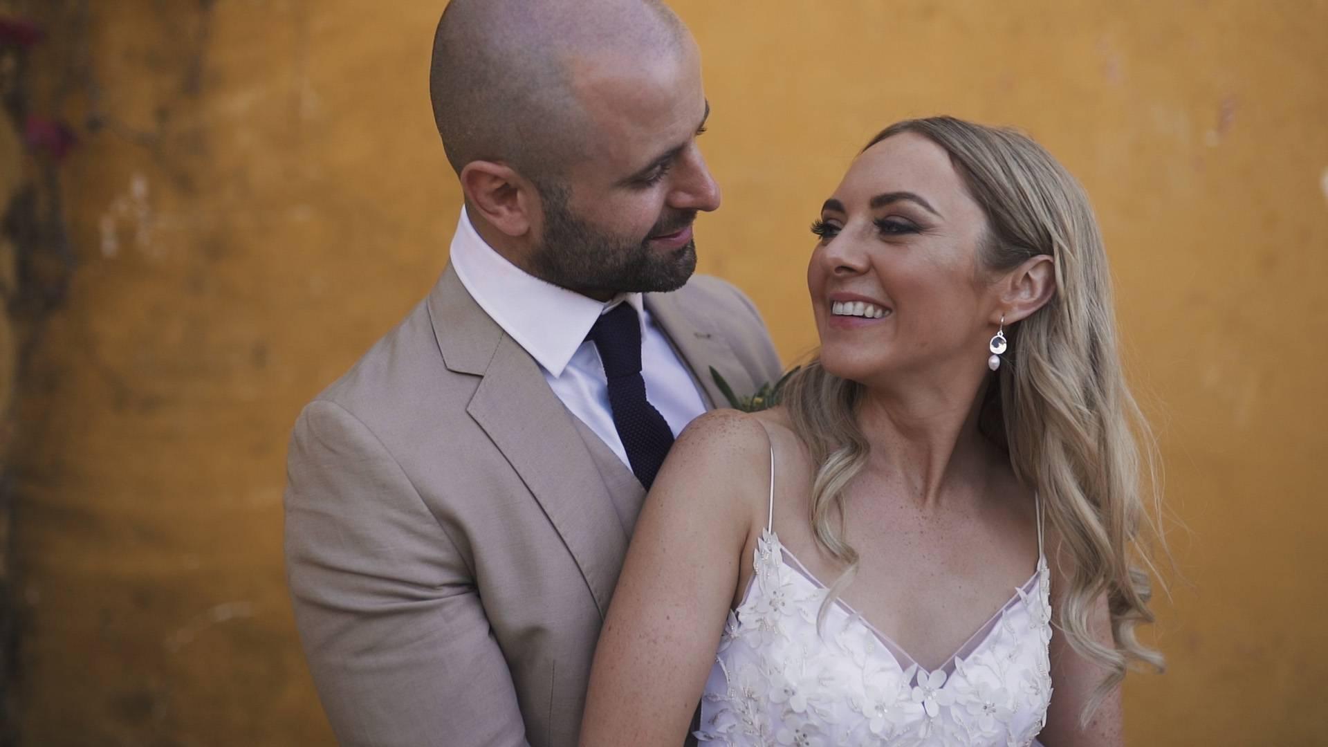 Fun Wedding at Quinta de Santana