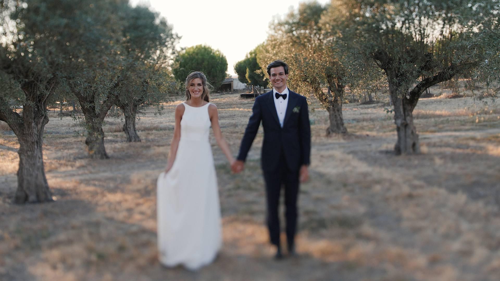 Destination Wedding at Torre de Palma