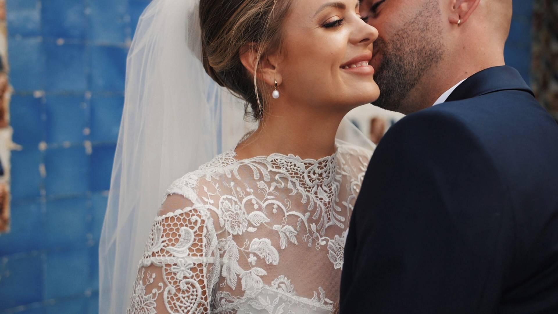 Amazing Destination Wedding at Marqueses da Fronteira